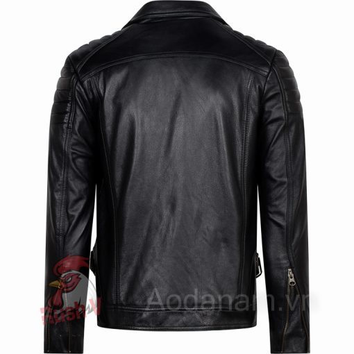 Ao da biker 20 of 52 áo da thật , áo da nam