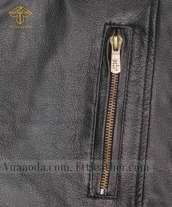 ao khoac da de 5 1501575055 áo da thật , áo da nam