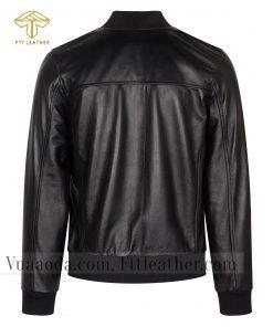 ao khoac da de 6 1501575055 áo da thật , áo da nam